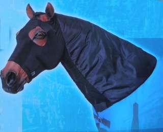 Waterproof Horse Winter Blanket Hood Neck Cover Combo M