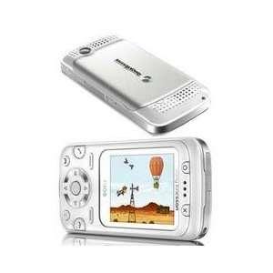 Sony Ericsson F305i Quadband GSM Phone (Unlocked) White Electronics