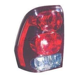 TAIL LIGHT chevy chevrolet TRAILBLAZER 02 05 EXT lamp lh