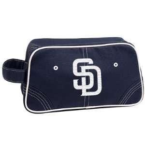 MLB San Diego Padres CAPtivate Dopp Kit, Navy