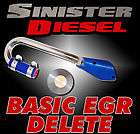 0l ford 6 0 powerstroke f250 diesel egr delete
