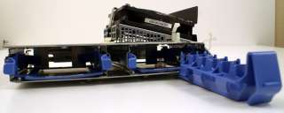 Genuine Dell Precision Hard Drive Carrier Assembly KP847, (2) HD