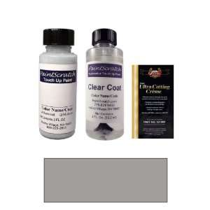 Oz. Medium Gray Metallic Paint Bottle Kit for 1993 Suzuki All Models