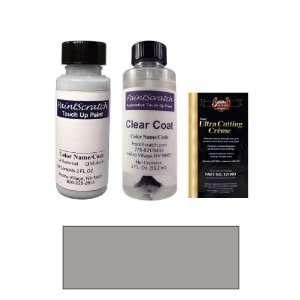 Oz. Medium Gray Metallic Paint Bottle Kit for 1993 Suzuki All Models