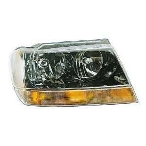 Jeep Grand Cherokee Laredo headlight OE Style Replacement