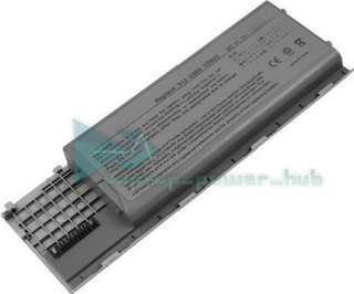NEW Battery for Dell Latitude D620 D630 D631 D640 M2300