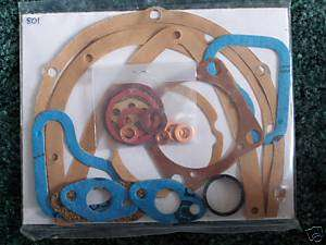 TRIUMPH TIGER CUB 199cc T20 1954 59 ENGINE GASKET SET 801