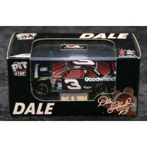 Dale Earnhardt Movie Diecast 4 Tire Stop 1/64 1994 Toys