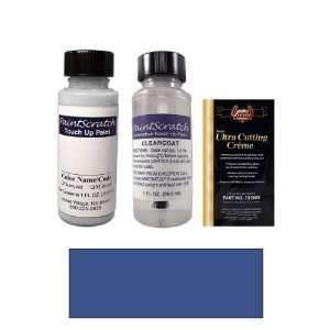 Blue Paint Bottle Kit for 1977 Volvo All Models (121) Automotive