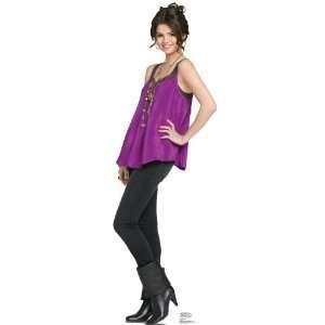 Salena Gomez Alex Russo Wizards of Waverly Place Life Size
