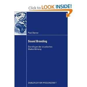 ) (9783834916396) Paul Steiner, Prof. Dr. Gerhard Gensch Books