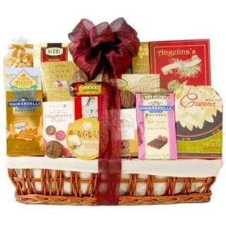 Crowd Pleaser Gourmet Gift Basket