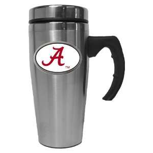 Alabama Crimson Tide NCAA Stainless Steel Team Logo