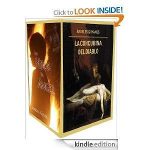 La Concubina del Diablo y Los Hijos del Ángel (Dos libros en un