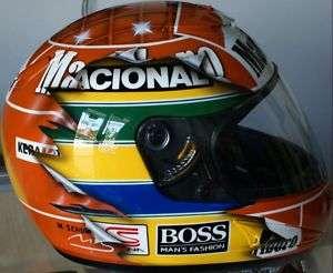 Custom Paint Job On Your Racing Helmet