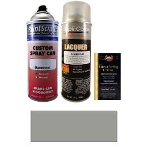 12.5 Oz. Dover Gray Metallic Spray Can Paint Kit for 1988