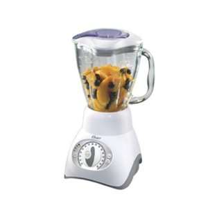 Oster 16 Speed Blender  White: Home & Kitchen