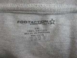 Lot of 9 Mens Big & Tall Solid COlor Tee T Shirts Size 2XL XXL Izod