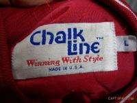 Francisco 49Ers.Vtg.Chalk Line Football Jacket. Mens L.NFL.*
