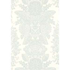 Lace Cirrus by F Schumacher Wallpaper