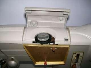 Singer Sewing Machine Model 328K & Case