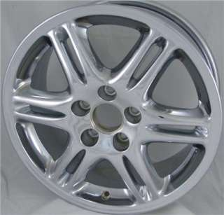 17 Chrome Acura CL Type S Factory/OEM Wheel/Rim 2003