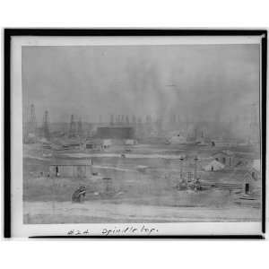 oil industry,Beaumont,Port Arthur,vicinity,Texas,c1901
