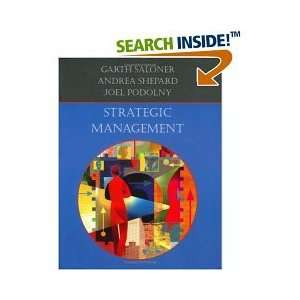 Strategic Management   Text Only [Hardcover]