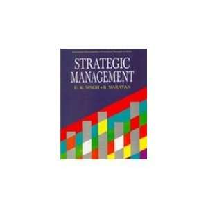 Strategic Management 9788126102655  Books