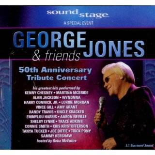 Soundstage George Jones   50 Years of Hits Kenny Chesney
