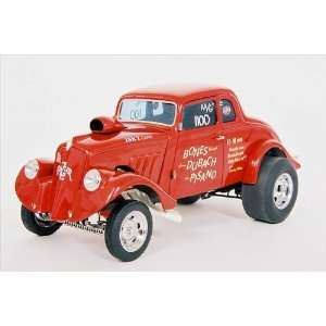 1933 Willys Gasser Bones, Dubach & Pisano 1 of 1750
