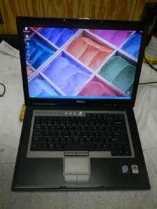 Dell Latitude D830 Core2Duo 2.5GHz 2GB Ram Wifi T9300 120GB Hard Drive