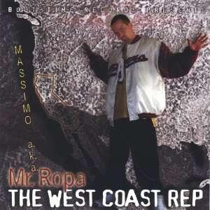 West Coast Rep Massimo Aka Mr. Ropa Music