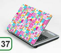 Spongebob Laptop Skin Notebook Cover Decal Sticker