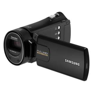 NEW Samsung HMX H300 Full HD Camcorder Black HMX H300BN Touch Screen