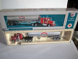 Edition 150 Kenworth W925 Truck TEXACO Gas/Oil Tanker Trailer