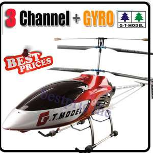 53 inch GYRO 8006 Metal 3.5 Channel RC Helicopter BIG Extra large 2011