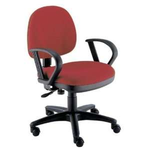 Office Master BC42 BR2 TASK CHAIR WITH LOOP ARMS