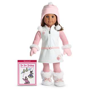 NEW NIB American Girl Today Snowy Chic Outfit Snowsuit