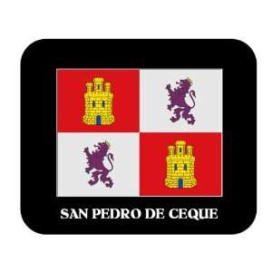 Castilla y Leon, San Pedro de Ceque Mouse Pad: Everything