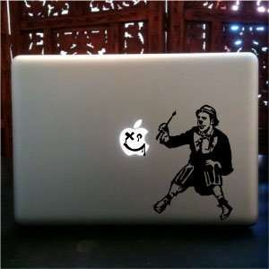 Clown Painting Apple macbook vinyl decal: Everything Else