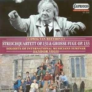 Beethoven String Quartet Op. 131 & Grosse Fuge Op. 133