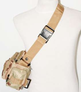 SWAT MOLLE TACTICAL UTILITY WAIST HAND BAG POUCH  3961