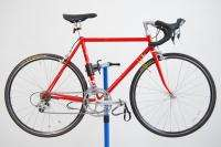 Precision 1200 Road Bicycle Steel Bike 49cm Red Shimano Ultegra