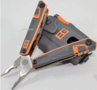 Gerber Knife Bear Grylls Multi Tool Survival Pack Flashlight Fire