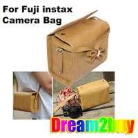 Fujifilm Fuji Instant Instax Mini 50S Polaroid Camera Black + Film