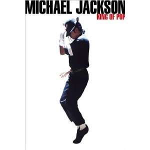 Michael Jackson   King of Pop (dancing) by Unknown 24x36