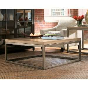 Universal Furniture Forecast Square Coffee Table Set: Home & Kitchen