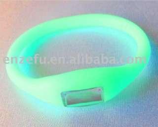 fashion slim silicone ops flat watch silicone watch