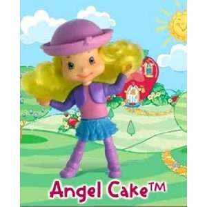 McDonalds Strawberry Shortcake Angel Cake Scented Toy #2